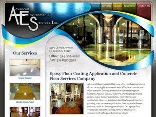 AES Epoxy Flooring & Concrete Floor Finishing