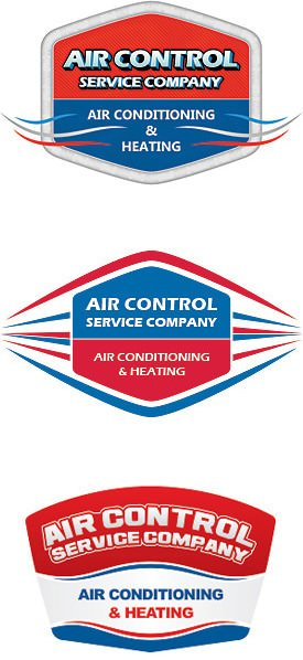 Small Business Logo Design | Heating & Cooling Logos