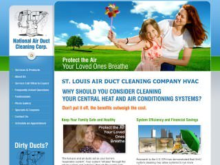 St. Louis HVAC & Air Duct Cleaning Company