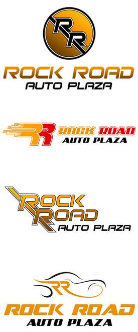 Auto Dealership Logo Designs
