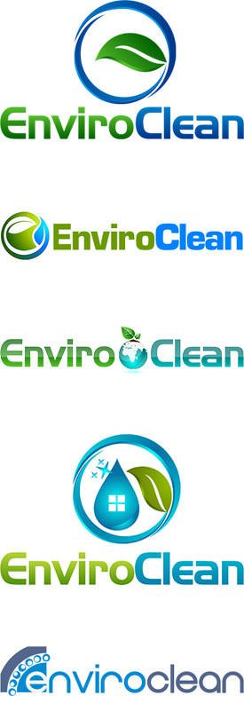 Carpet Cleaning Logo Design