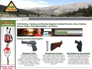 CGS Hunting Supplies