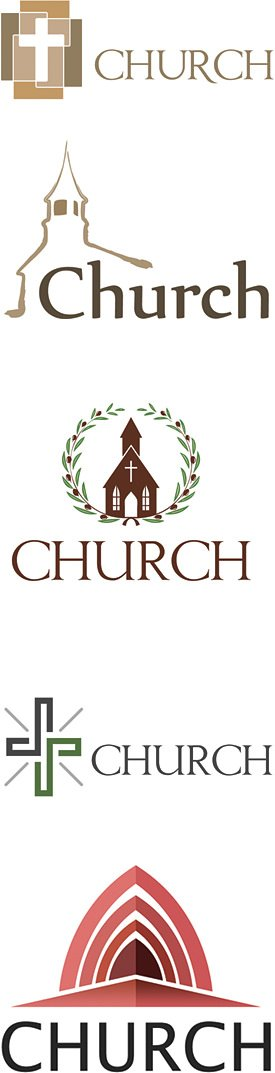Church Logo Design Services