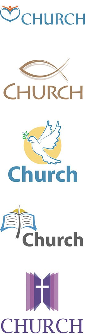 Church Logo Designs