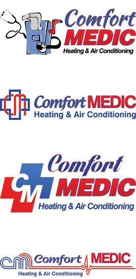Heating & Cooling Logos | Logo Design Services for HVAC Comapnies
