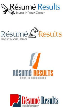 Resume Writing Logo Designs