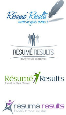 Resume Company Logo Designs