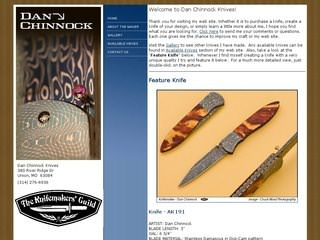 Dan Chinnock Knives