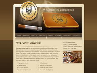 Retail Website Design   Website for Retail Stores