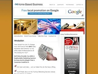 Home-Based Business Website Design: Websites for Successful Home ...