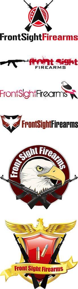 Firearms ecommerce Logo Designers