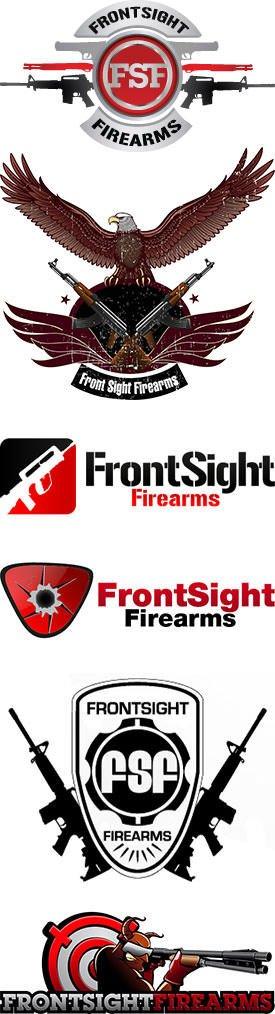 Firearms Retail Logo Design