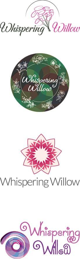 Flower Shop Logo Design | Logo Design Services