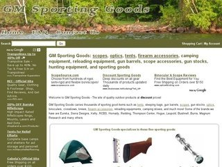 GM Sporting Goods