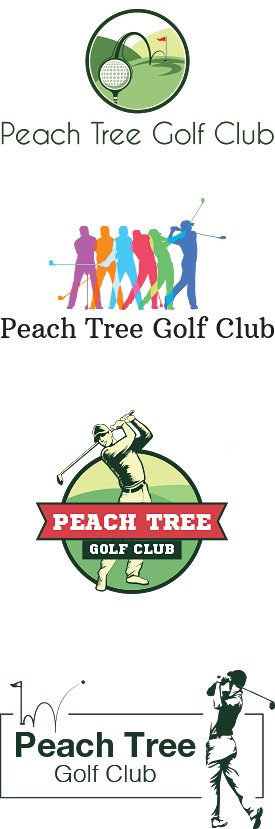 Golf Course Logo Design