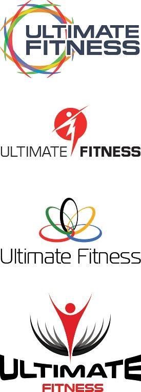 Fitness & Gym Logo Design