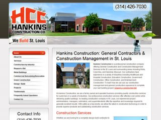Hankins Construction Company in St. Louis, MO