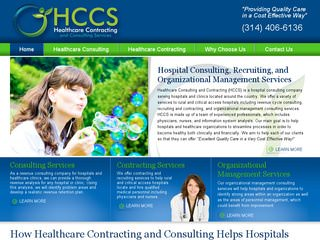 Heathcare Website Design