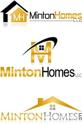 Home Builder Company Logo