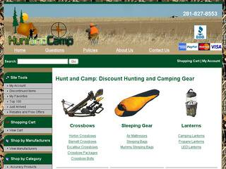 Hunting Website Design for Hunting & Outdoor Websites