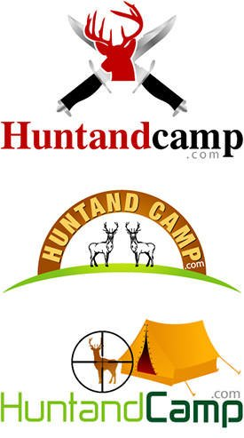 Hunting and Camping Supplier Logo