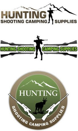 Sporting Goods and Outdoor Gear ecommerce Logo