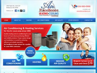 HVAC Website Design