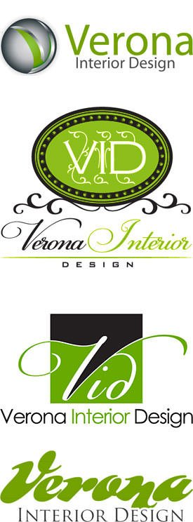Interior design logo design logo design services for Modern interior design logos