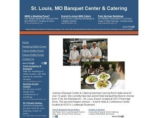 Joshua's Banquet Center and Catering