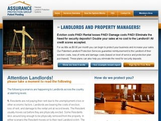 Landlord Protection Services