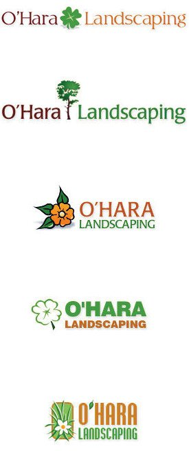 Logo Design for Landscaping Business