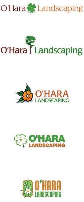 Logo Designs for Landscaping Business