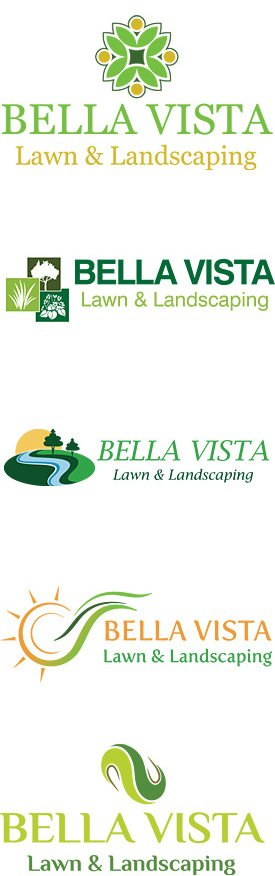 Lawn Care & Landscaping Logo Designs