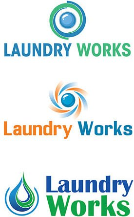 Laundromat Logos | Logo Designers