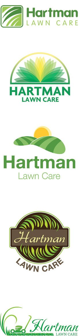 Lawn Care & Landscaping Logo Design Services