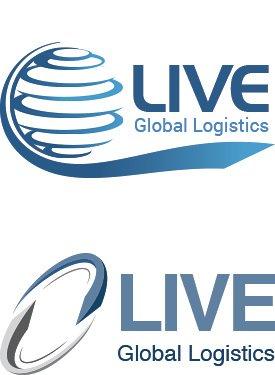Trucking & Logistics Logo Design