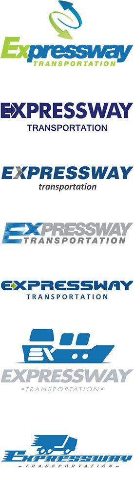 Logistics Logos   Trucking Logo Design