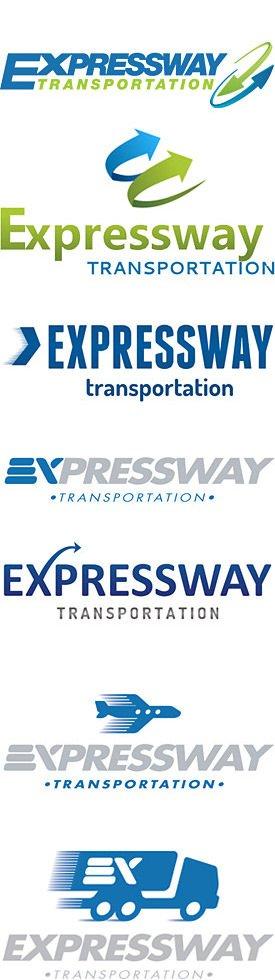 Logistics & Trucking Logo Design