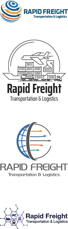 Logistics Logo Design Services