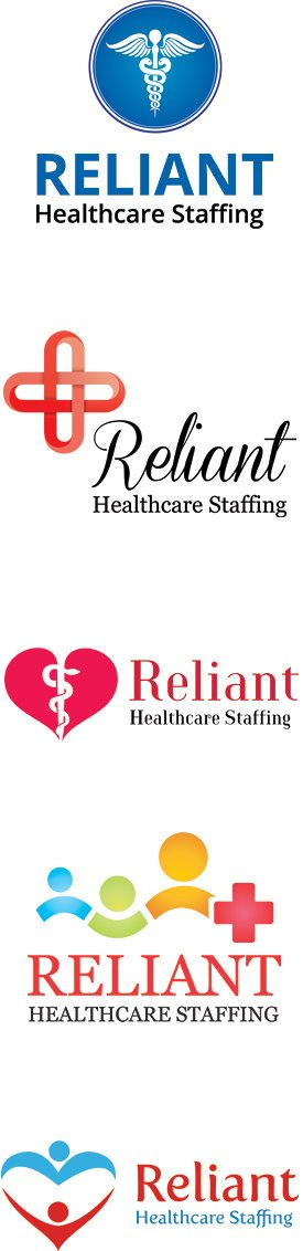 Medical and Healthcare Staffing Logo Design Services