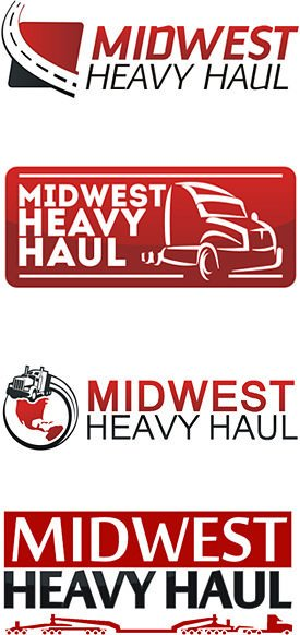 Trucking Company Logo Design