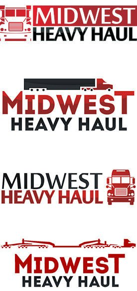 Trucking Logo Design