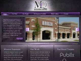 Commercial Real Estate Website Design