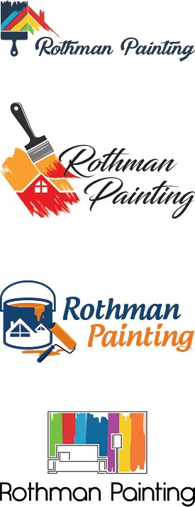 Painting Company Logo Design: Logos for Painters ...