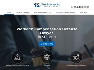 Attorney and Law Firm Website Design