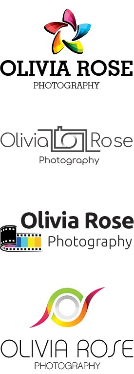 Photographer Logo Designs