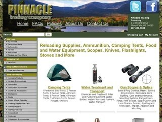 Pinnacle Trading Company