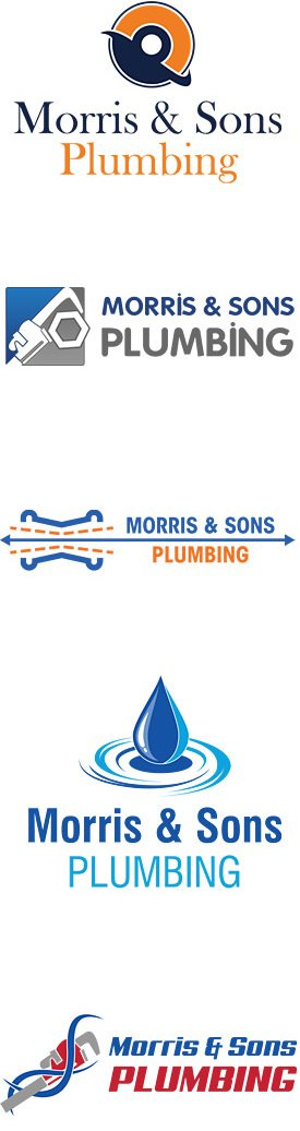 Plumbing Logo Design: Logos for Plumbers