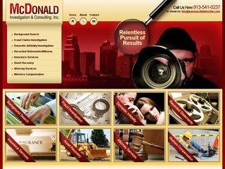 Private Investigator Website Design Company
