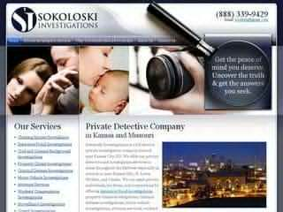 Private Investigator Website Design